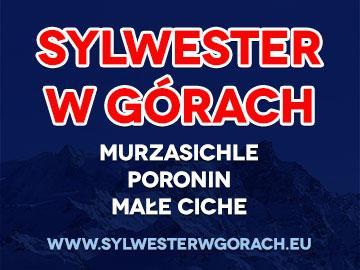 SYLWESTER W GÓRACH - wolne miejsca!!!