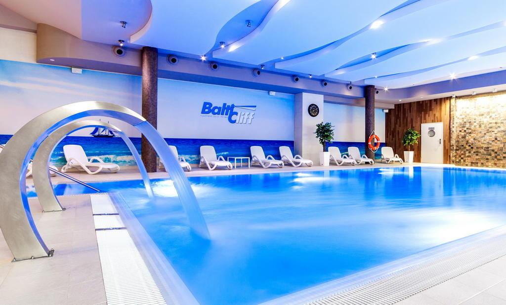 Baltic Cliff Apartments Spa&Wellness