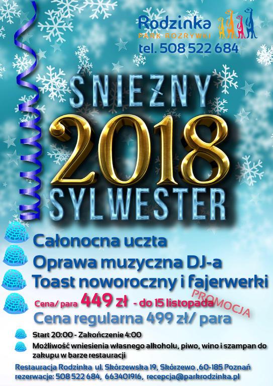 Śnieżny Sylwester 2018/2019